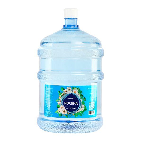 Вода питна Росяна™ зі зниженою мінералізацією 18,9л - доставка воды - rosiana.ua - 380-44-303-999-3