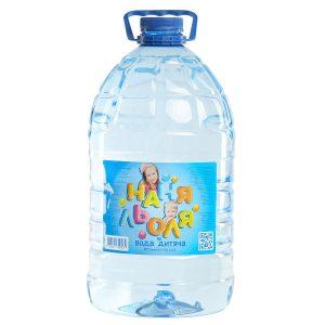 2. Вода дитяча