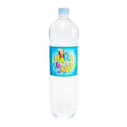 Дитяча питна вода Наня і Льоля™ Бутель 1,5 л - доставка воды - rosiana.ua - 380-44-303-999-3