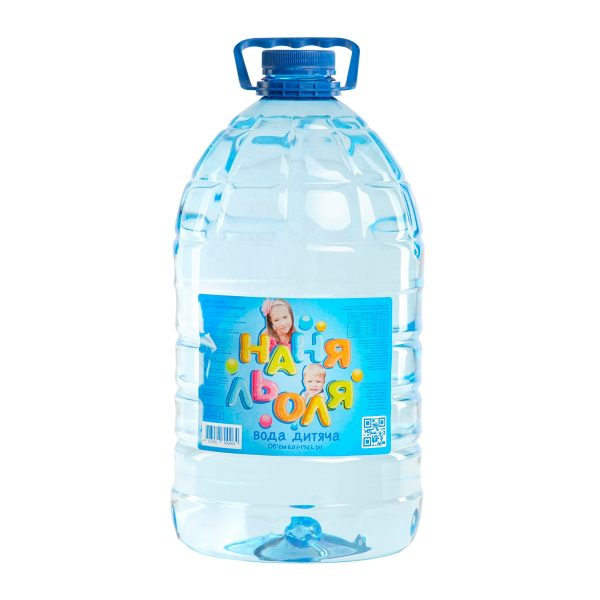 Дитяча питна вода Наня і Льоля™ Бутель 6л - доставка воды - rosiana.ua - 380-44-303-999-3